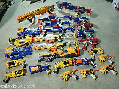 The Ultimate Nerf Arsenal