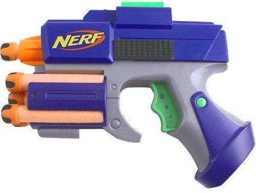 Nerf Crossfire Dart Tag Blaster