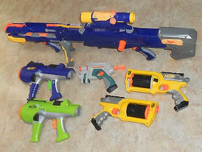 7 Ways to Have a Blast with Your Nerf Blaster