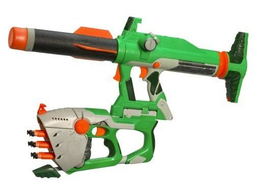 Nerf Hulk Abomination Blaster