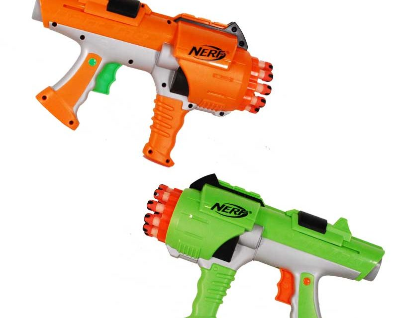 nerf fananatic