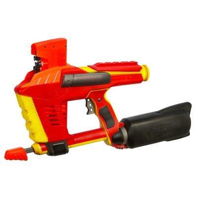 Nerf Iron Man Magstrike N.R.F. Blaster