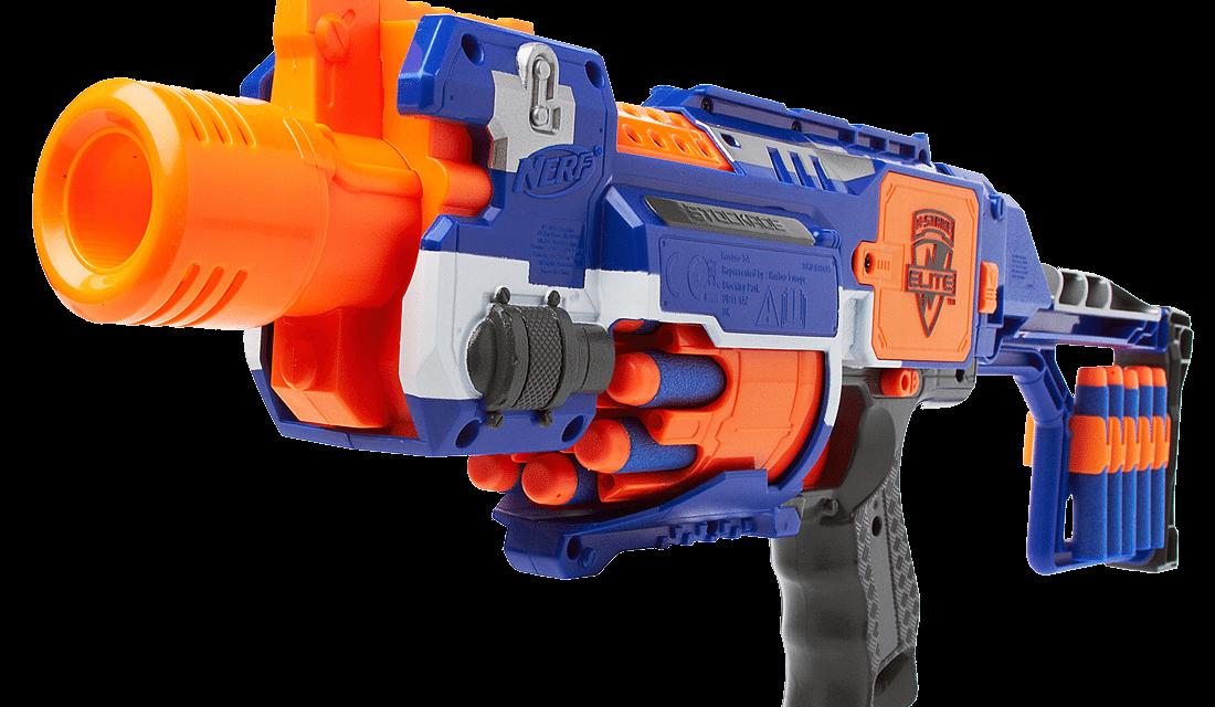 Nerf N-Strike Elite Spectre