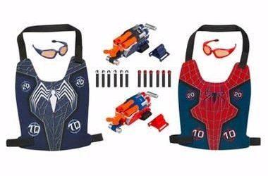Nerf Spider-Man Dart Tag Blaster