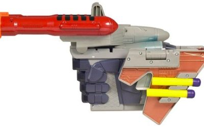 Transformers Starscream Barrel Roll Blaster