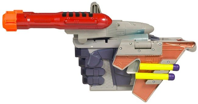 Transformers Starscream Barrel Roll Blaster