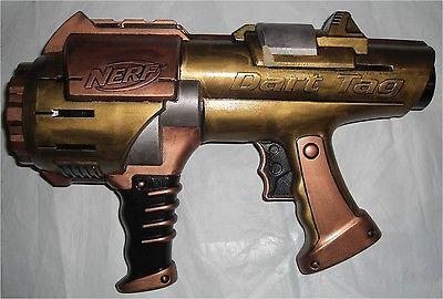 Basic Tips for Custom Painting Your Nerf Gun