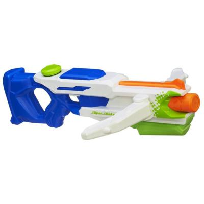 Make it a Nerf Super Soaker Summer