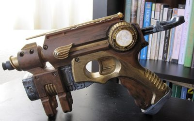 Tips for Steampunking Your Nerf Gun