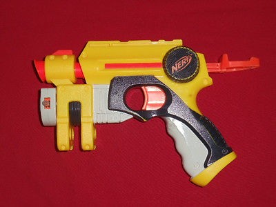 Two Simple Mods for Nerf Spring Guns