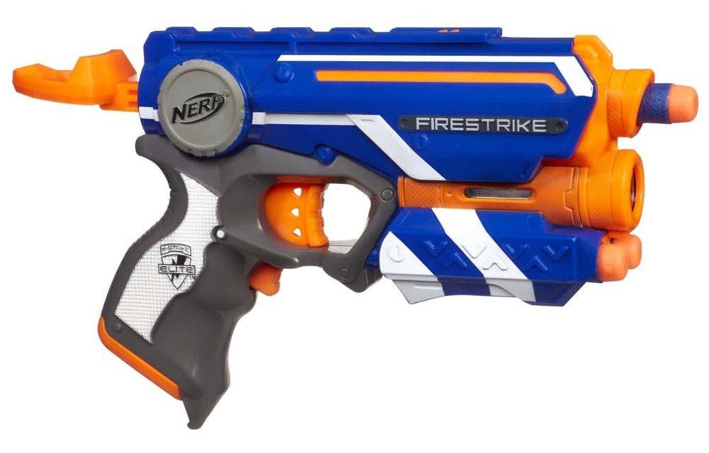 Top Three Nerf Guns for a Beginning Modder