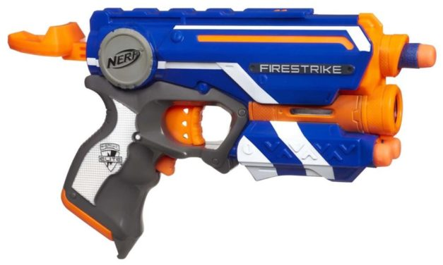Top Three Nerf Guns for a Beginning Modder