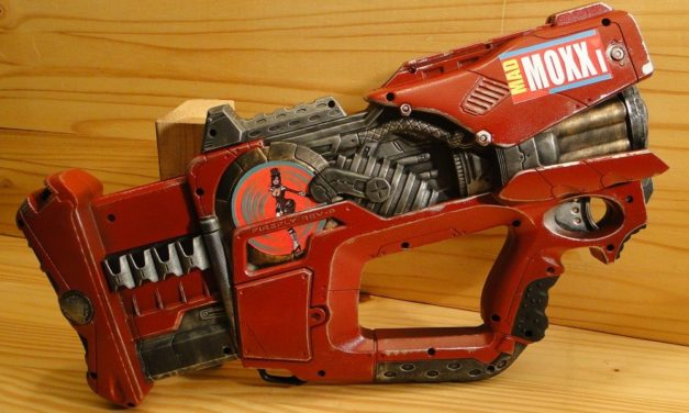 Nerf Mod Inspiration: Borderlands