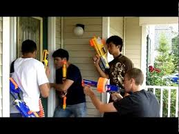 Nerf War Games Part 2