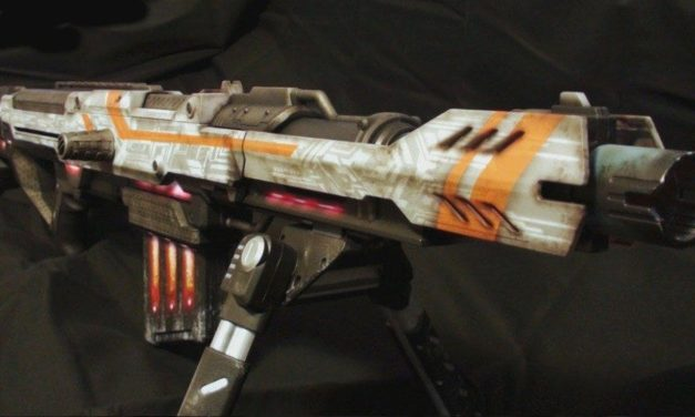 Nerf Mod Inspiration: Mass Effect
