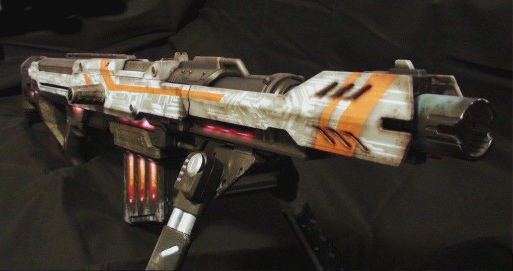 Nerf Mod Inspiration: Mass Effect