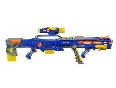 Top Four Nerf Guns for an Intermediate Modder