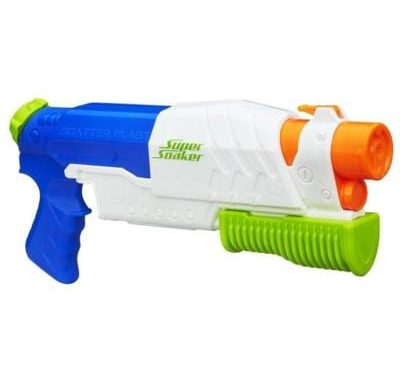 Three More Super Soaker Game Ideas