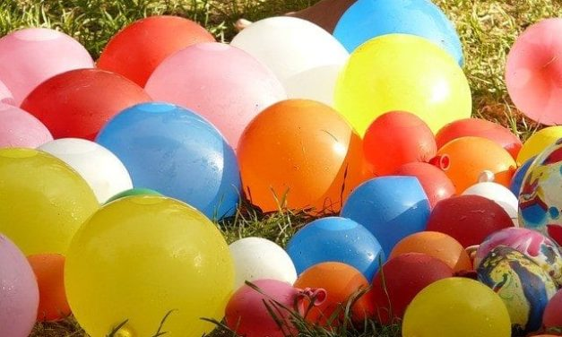 Guinness World Records: Nerf and Water Balloons