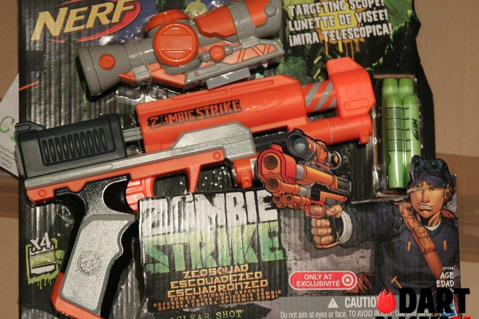 Missouri State May Soon Outlaw Nerf Blasters