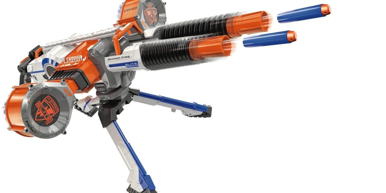 Nerf N-Strike Elite Rhino-Fire