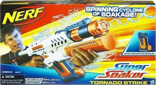 Soak in the Summer Sun Super Soaker Style