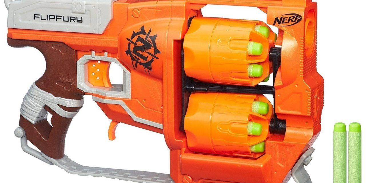 New Nerf Guns of 2015