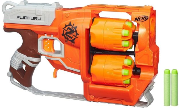 New Nerf Guns of 2015