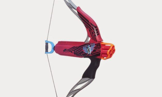 Nerf Rebelle Strongheart Bow