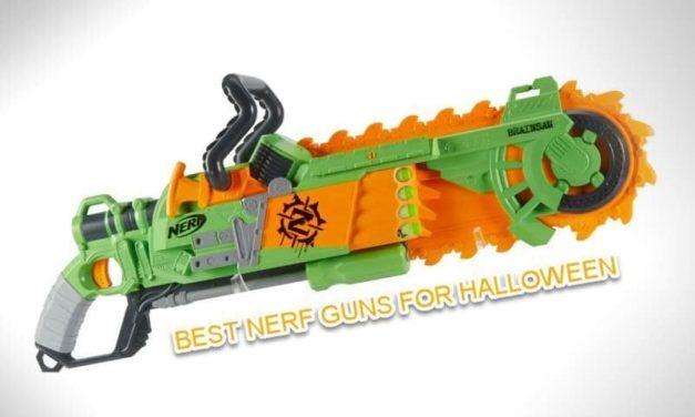 Complete Your Halloween Costume With These Essential Nerf Guns & Accessories