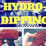 How to Hydro-Dip Nerf Guns