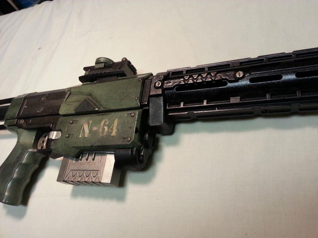 How To Paint A Nerf Gun Painted And Modded Nerf Guns Nerf Gun Center